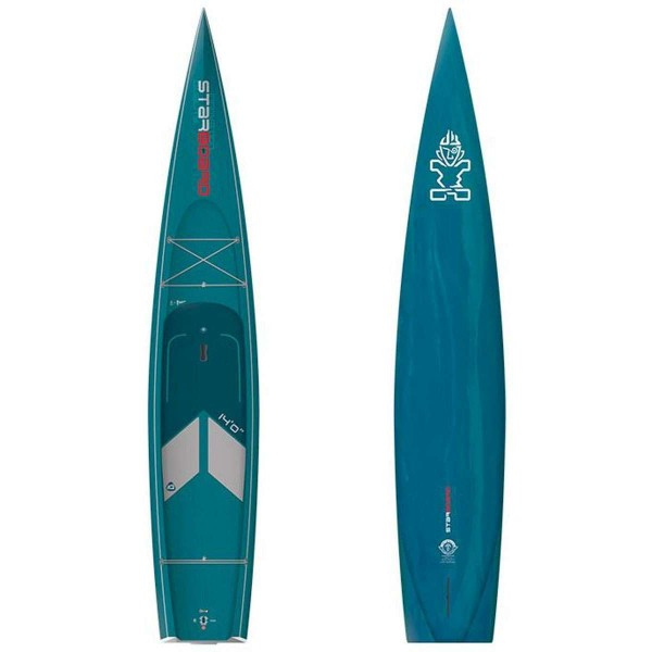 """Starboard 14'0"""" x 28"""" Waterline Carbon Top SUP Board 2020"""