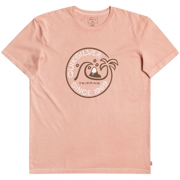Quiksilver Into the Wide T-Shirt rose