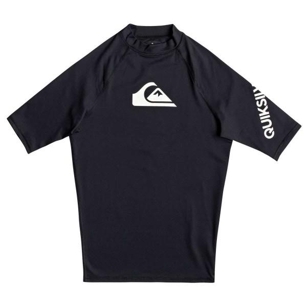 Quiksilver All Time SS Funktionsshirt schwarz