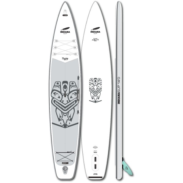 """Indiana 14'0"""" x 31"""" Touring Inflatable SUP Board 2021"""
