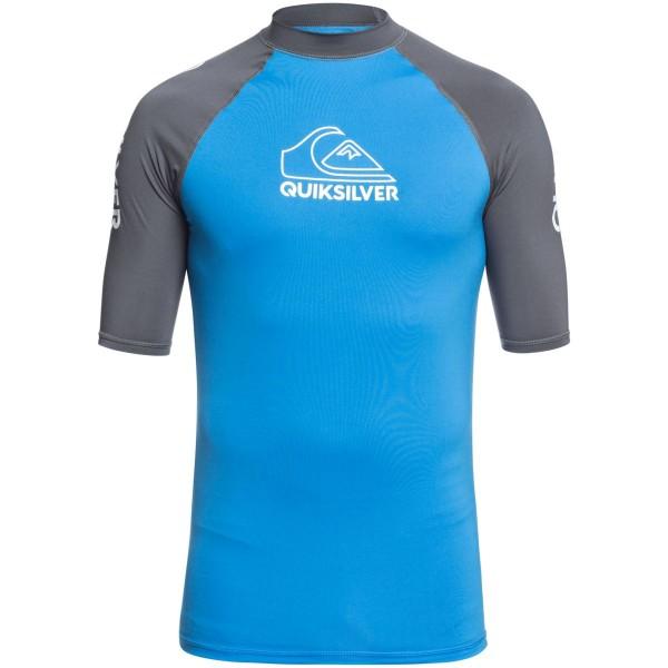 Quiksilver On Tour SS Funktionsshirt blau