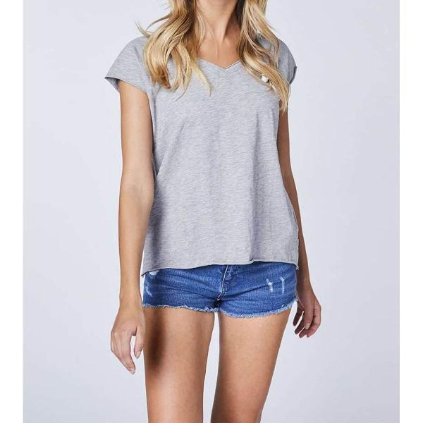 Chiemsee Baja Malibu Damen T-Shirt grau
