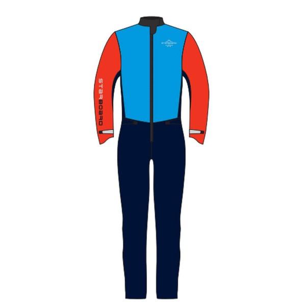 Starboard Mens All Star SUP Suit Herren SUP Trockenanzug blau