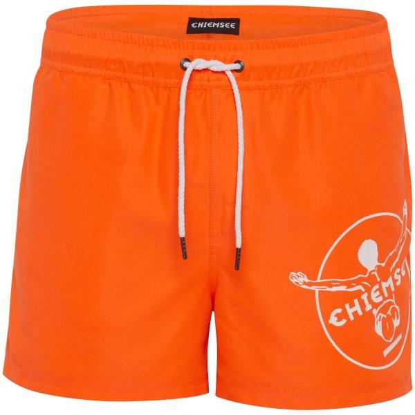 Chiemsee Morro Bay Bade Shorts orange