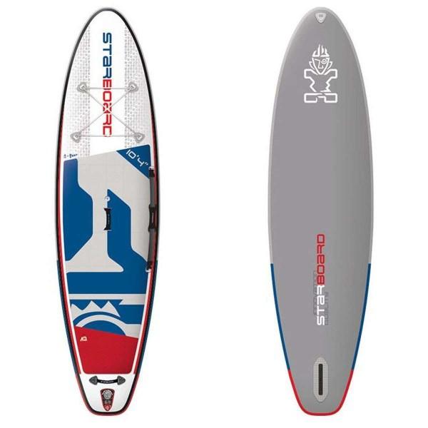 """Starboard 10'4"""" x 32"""" iGo Deluxe SC SUP Board 2020"""