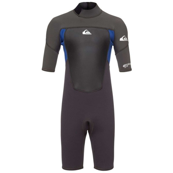 Quiksilver Prologue Boy 2/2 Kinder Neoprenanzug schwarz