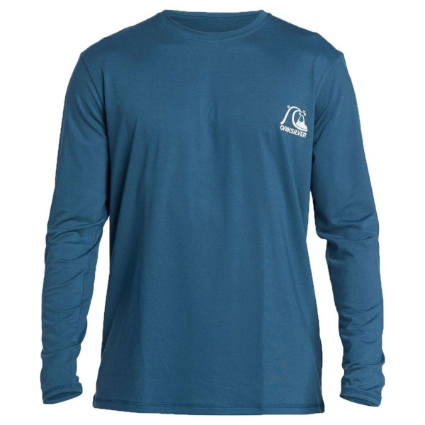 Quiksilver Heritage LS Funktionsshirt blau