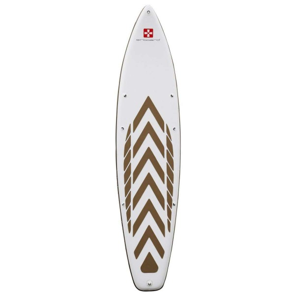 """Airboard Strider Gold Large 12'6"""" x 34"""" SUP Board 2020"""