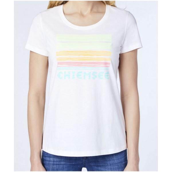 Chiemsee Capelin Damen T-Shirt weiß