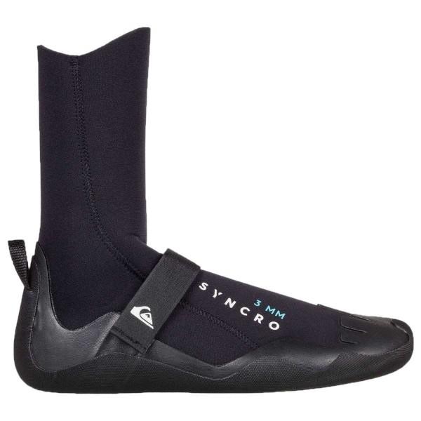 Quiksilver 3.0 Syncro Round Toe Boots Neoprenschuhe schwarz
