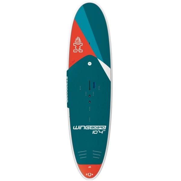 """Starboard 10'4"""" x 32"""" 4 in 1 Wingboard Lite Tech SUP Hardboard 2021"""