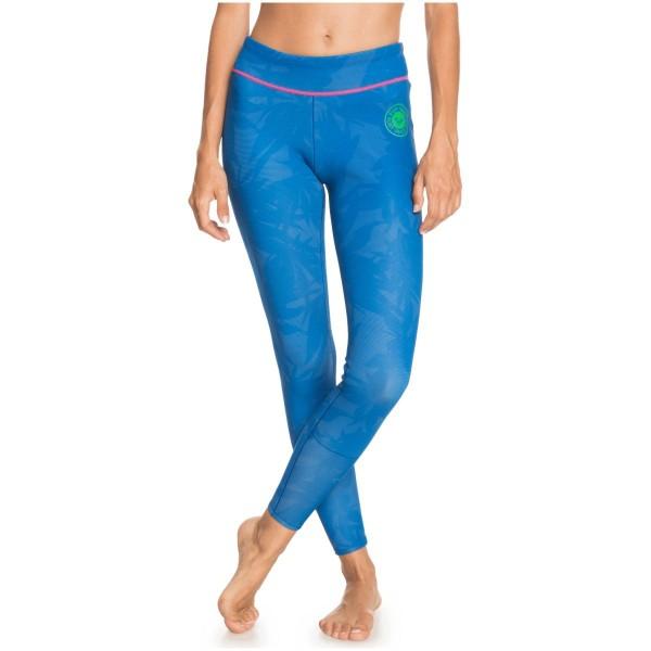 Roxy 1mm Pop Surf Capri Damen Neoprenhose blau