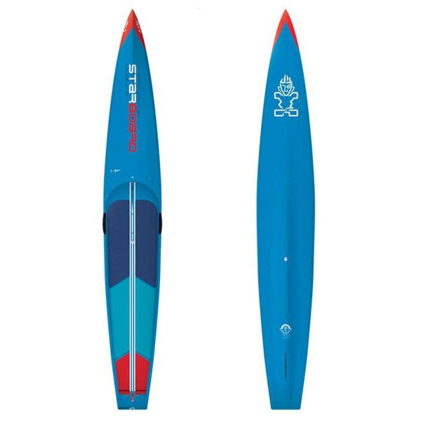 """Starboard 14'0"""" x 28"""" All Star Wood Carbon SUP Board 2020"""