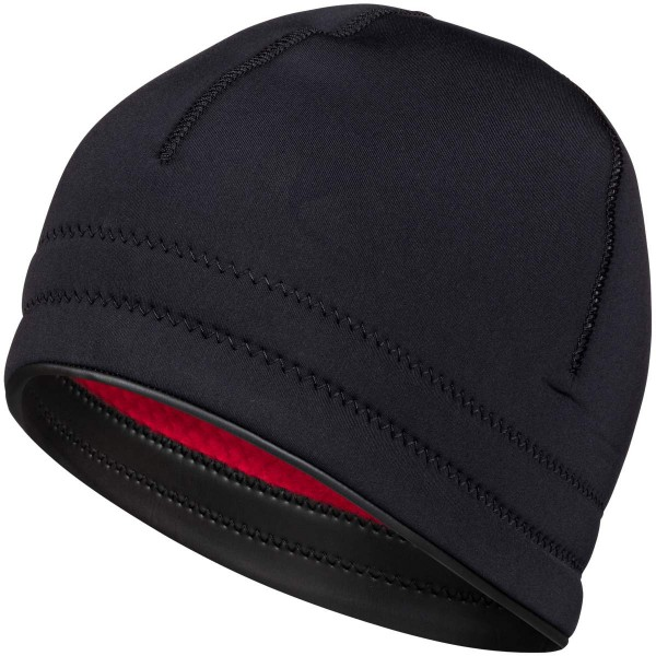 Quiksilver 2mm Syncro Neopren Beanie Mütze schwarz