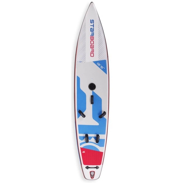 """Starboard 12'6"""" x 30"""" WindSup Touring Deluxe SC Board 2020"""