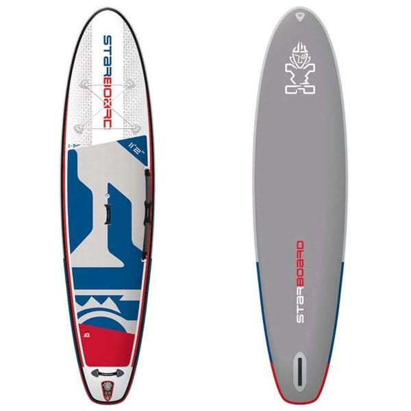 """Starboard 11'2"""" x 32"""" iGo Deluxe SC SUP Board 2020"""