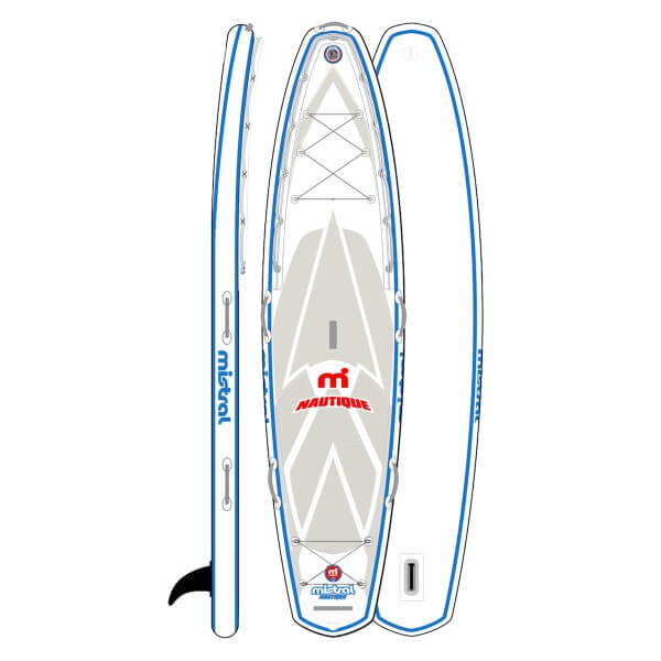 Mistral SUP Nautique Yachting Inflatable Board