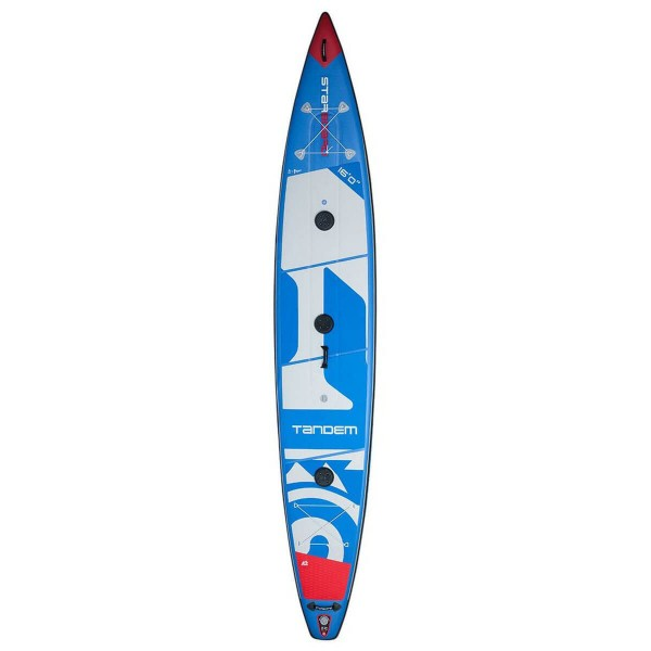 """Starboard 16'0"""" x 32"""" WS Tandem Deluxe DC SUP Board 2020"""