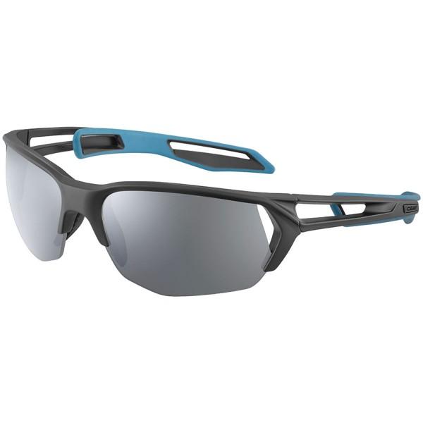 Cebe S Track L 2.0 Sportbrille matt schwarz blau