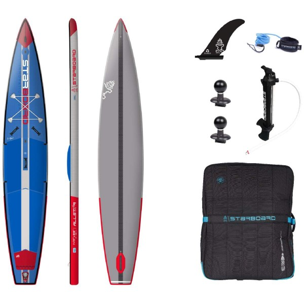 """Starboard 14'0"""" x 28"""" All Star Airline Deluxe SC iSUP Board 2021"""