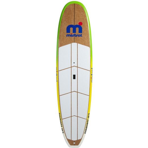 """Mistral Sunburst 10'5"""" x 31"""" Holz Design SUP Board 2020"""